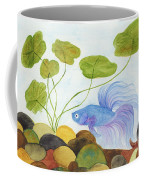 Blue Betta 1 Coffee Mug
