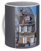 Betsy Ross House Coffee Mug