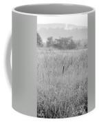Between Mountains And Meadows Coffee Mug