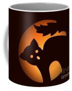 Beware Of Black Cats Coffee Mug