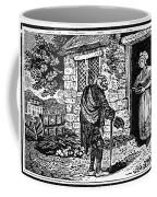 Bewick: Beggar Coffee Mug