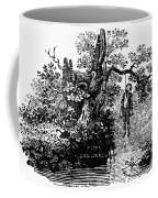 Bewick: Hanged Man Coffee Mug