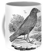 Bewick: Raven Coffee Mug