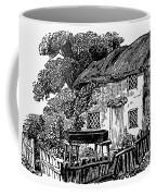 Bewick: Rural House Coffee Mug