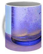 Bicarbonate Of Soda Dissolving In Water Coffee Mug