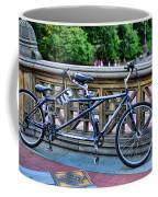 Bicycle Built For Two Coffee Mug