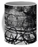 Bicycle Shadow 1 Coffee Mug