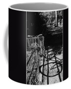 Bicycle Shadow 2 Coffee Mug