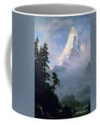 Bierstadt: Matterhorn Coffee Mug by Granger