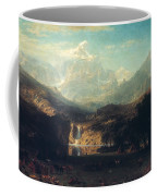 Bierstadt: Rockies Coffee Mug by Granger