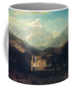 Bierstadt: Rockies Coffee Mug