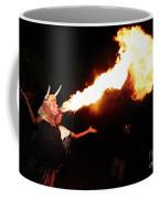 Big Axe Of Fire Coffee Mug