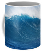 Big Blue Wave Coffee Mug