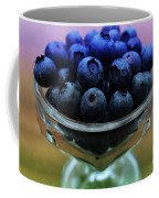 Big Bowl Of Blueberries Coffee Mug