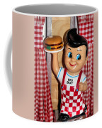 Big Boy Coffee Mug by Kristin Elmquist