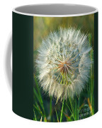 Big Dandelion Seed Coffee Mug