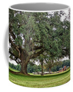 Big Oak And The Tractors Coffee Mug