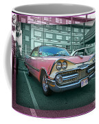 Big Pink Dodge Coffee Mug