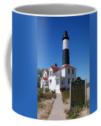 Big Sable Point Lighthouse Coffee Mug