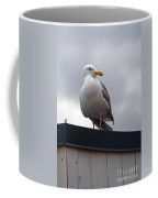 Big Seagull Coffee Mug