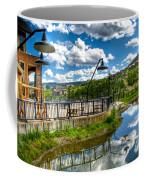 Big Sky Ski Resort II Coffee Mug