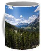 Big Sky Ski Trails Coffee Mug