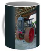 Big Steel Wheel Tractor Coffee Mug