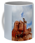 Big Thunder Bighorns Coffee Mug