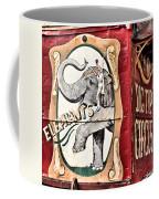 Big Top Elephants Coffee Mug