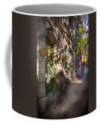 Bike - Ny - Greenwich Village - The Green District Coffee Mug by Mike Savad