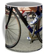 Bike Race Coffee Mug