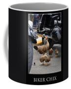 Biker Chix Coffee Mug
