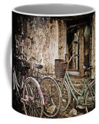 Bikes And A Window Coffee Mug