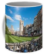 Bikes Cambridge Coffee Mug