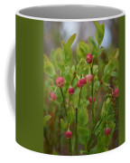 Bilberry Flowers Coffee Mug