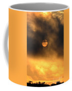Billowing Sunrise Coffee Mug