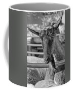 Billy The Ham Monochrome Coffee Mug