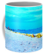 Biloxi Beach Coffee Mug by Scott Crump