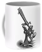 Binocular Microscope Coffee Mug