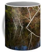 Birch Lake Reflections Coffee Mug