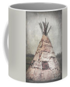 Birch Teepee Coffee Mug