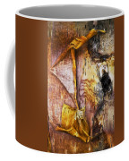 Birch Tree Bark No.0885 Coffee Mug