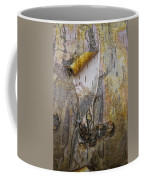 Birch Tree Bark No.0889 Coffee Mug
