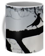 Bird At Dusk Coffee Mug