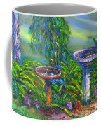 Bird Baths Coffee Mug