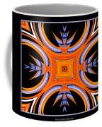 Bird Of Paradise Flower Warp Coffee Mug