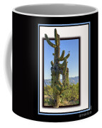 Bird On Cactus Coffee Mug