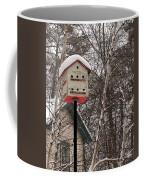 Birdhouse Coffee Mug