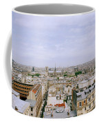 Panoramic Paris Coffee Mug