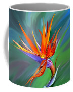 Birds Of Paradise 1 Coffee Mug
